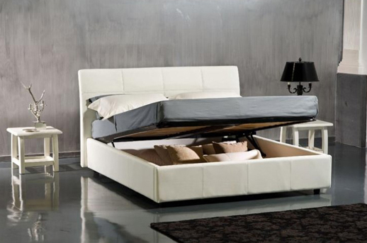 lit coffre un lit qui fait gagner de la place. Black Bedroom Furniture Sets. Home Design Ideas