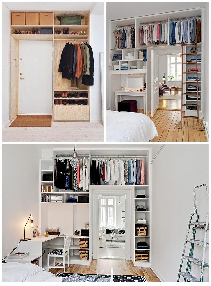 dressing pour petit espace rangement pour petite chambre chambre enfant plus de idaces pour dun. Black Bedroom Furniture Sets. Home Design Ideas