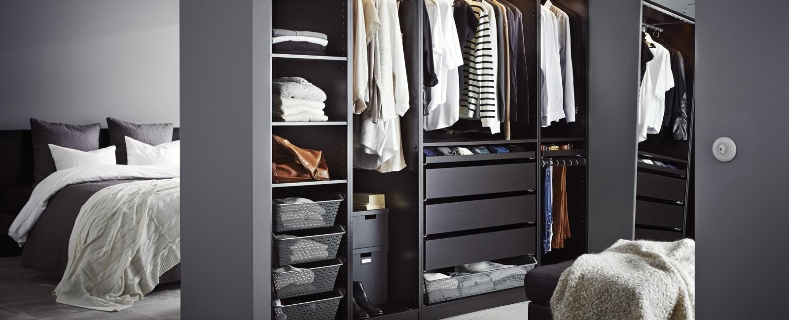 Dressing : comment créer son dressing dans un espace réduit ?