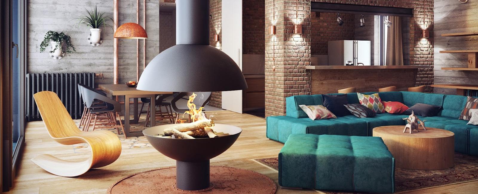 Style industriel : meubles et objets de décoration
