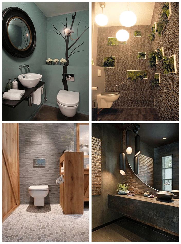 Deco WC, idées aménagement pour toilettes !