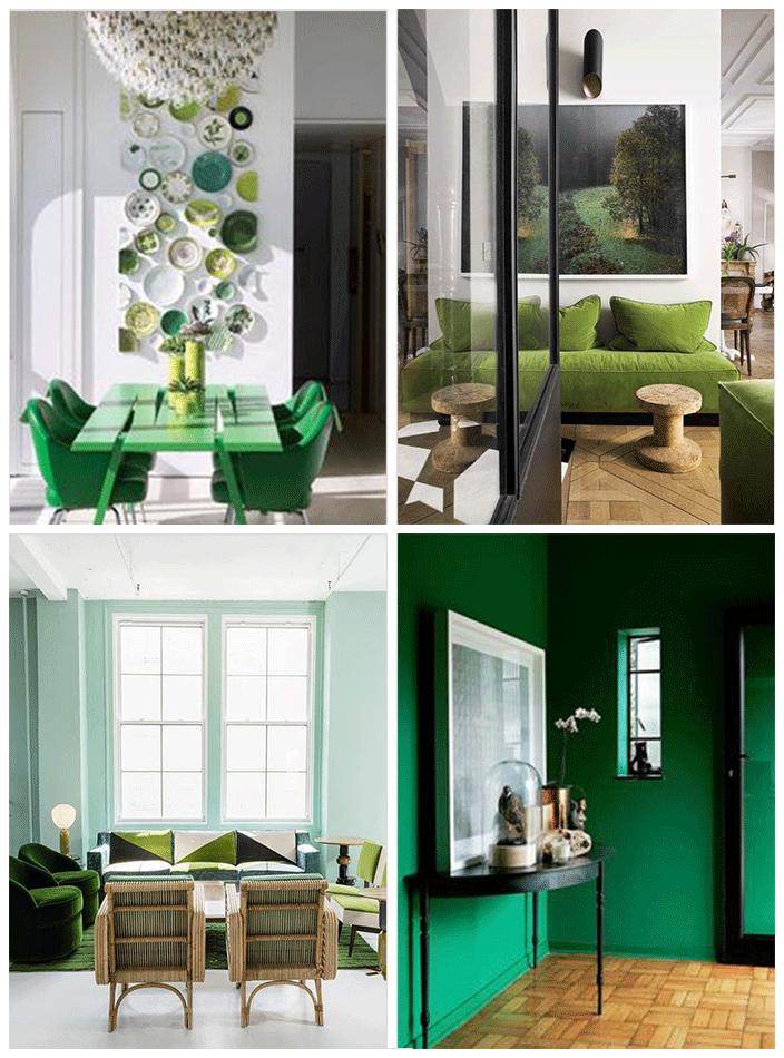 vert greenery