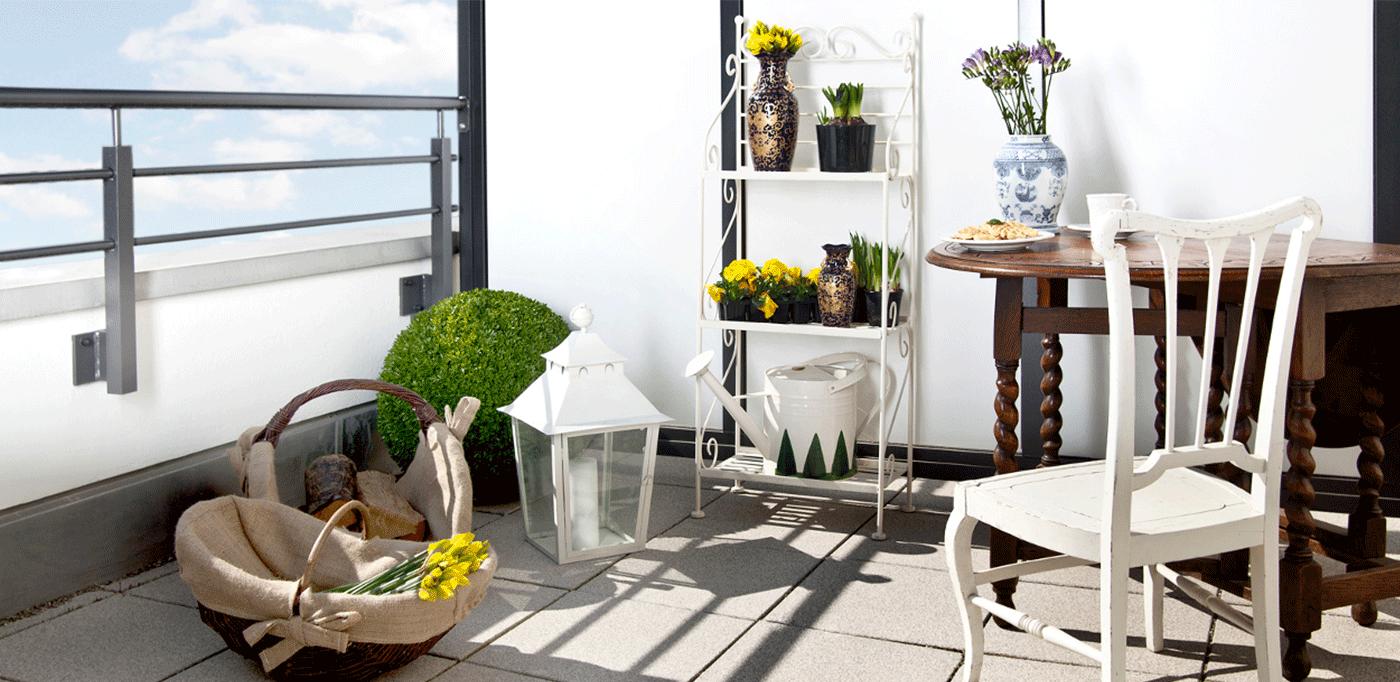 Aménagement terrasse : 5 astuces pour gagner de la place