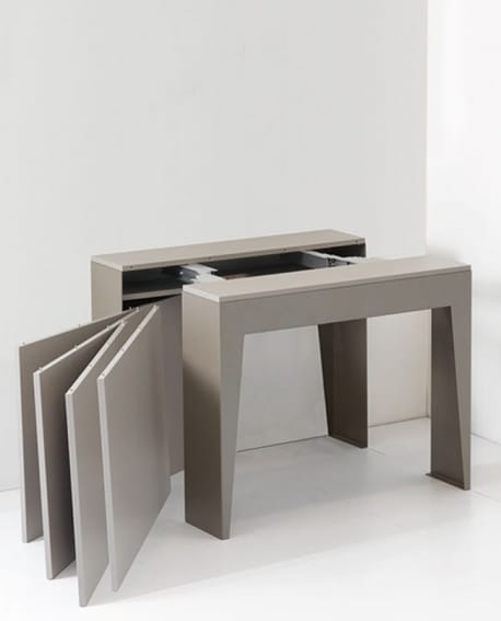 table basse relevable et extensible