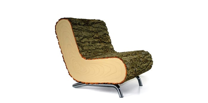 chaise nature