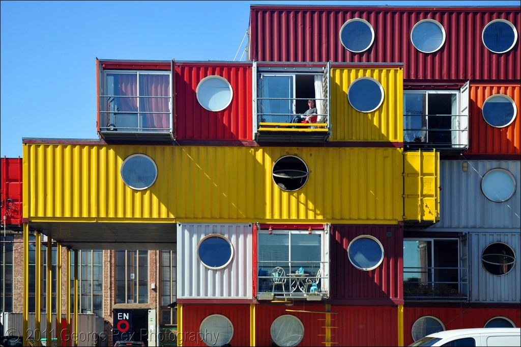 container city