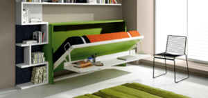 Le meuble modulable, gain de place square deco