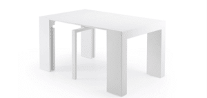 La table gain de place, un atout square deco