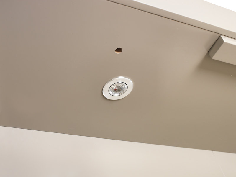 plafonniers led inclus avec armoire lit SMART