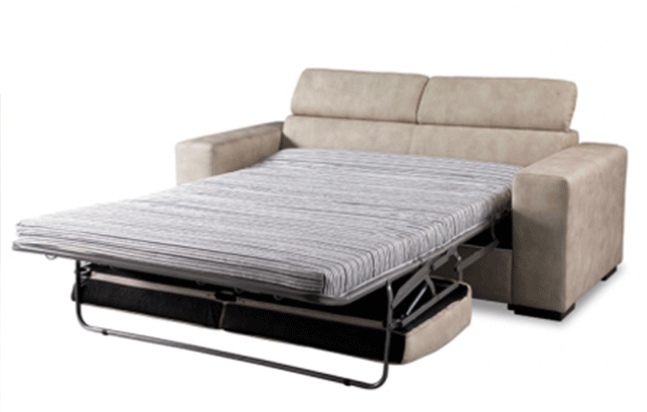 matelas pour canap convertible rapido square deco. Black Bedroom Furniture Sets. Home Design Ideas