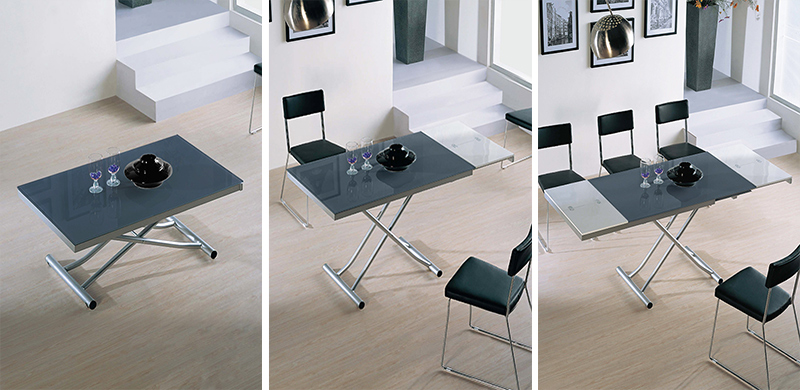 table basse relevable DS